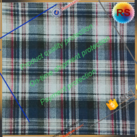 Hawaii style woven cotton poplin printed shirt fabric