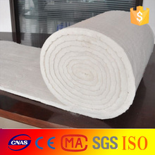 Ceramic fiber board expansion joint heat shields