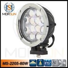 Trade assurance 2015 Hot Sale 60w led work light,high quality 6led work light bar,12v 8 degree led lights car