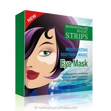 Microcrystalline eye beauty products Moisturizing Soothing Magic Eye Mask