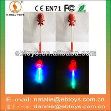 35cm plastic light up magic wands with 3 flash model