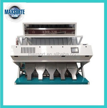 320 channels rice CCD color sorter machine in rice mill