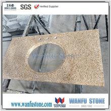 G682 granite & marble cut-to-size countertop vanity tops