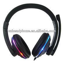 headphone over ear with fashionable cool design and high performance