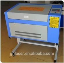 GH 6040 Mini máquina de grabado láser / máquinas baratas de hacer dinero / china
