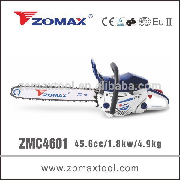 Новая модель ZMC4601 тигр бензопилой