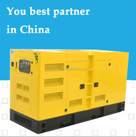 Soundproof generator 250kw diesel made in china
