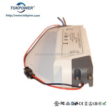 2015 hot sale CE UL CUL SAA FCC CCC 35V 32W LED external switching poer supply driver and power supply