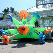 hot-sale giant inflatable flower decoration for sale