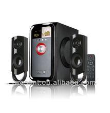 2.1 speaker home theater subwoofer multimedia 2.1 speaker