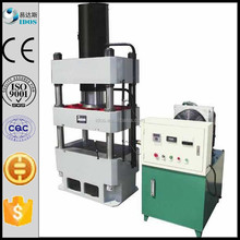 Digital controled 100 ton hydraulic press machine, 4 column hand operated hydraulic press, 4 column Presses for sale