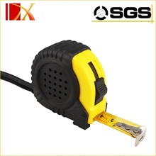 popular steel tape measure 0.10mm measuring tools ABS with rubber