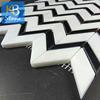 Hot selling black gray white marbles tiles