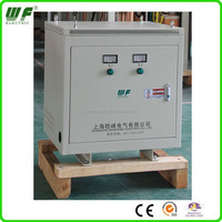 100kva 3 phase step up transformer 230v to 415v