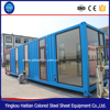 New products 2015 innovative product fast build hot selling simple home container ,container house