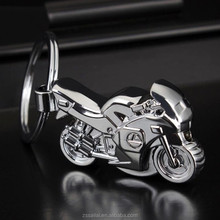 HOT high quality cheap custom metal made keychain/model motorcycle keychain