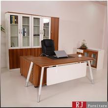 1600mm Height adjustable new executive desk wood furniture
