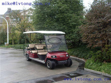 Chinese 5 seater golf cart electric car in Korea (LT-A4+2)