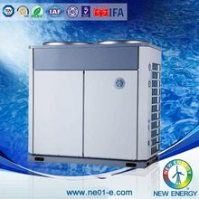 efficient save pool heating/cooling system national water heater