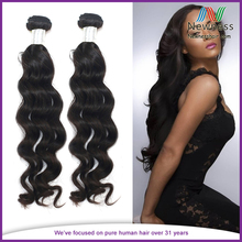 100% virgin remy hair top quality and low price brazilian virgin hair loose wave
