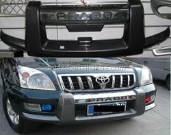 PRADO120 japan auto market suv front bumper fenderguard
