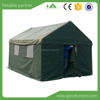 supply all kinds of hot-dip galvanized Alloy army tent,military dome tent