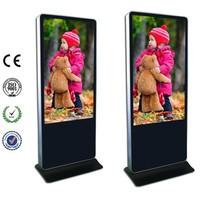 """55"""" Android Wireless Kiosk Touch Monitor"""