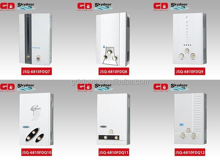 2015 새로운 디자인 욕실 가스 온수기/ 휴대용 물 히터/ 전기 ...