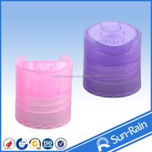 screw cover plastic cap for drink beverage