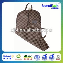 2012 promotion zippered suit bags