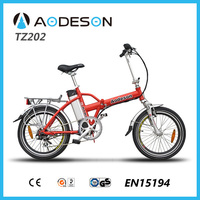 """Electric bicycle folding bicycle 20"""" inch folding ebike electric"""