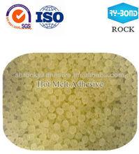 Hot melt adhesive for sealing of paper box