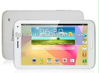 7.0 inch 1280*800px MTK8389 Quad Core 1.2GHz Android 4.2 jelly bean OS Dual card Standby 3G Phone Tablet pc F5189