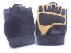 airsoft tactical gloves half finger strong durable gloves military surplus wholesale