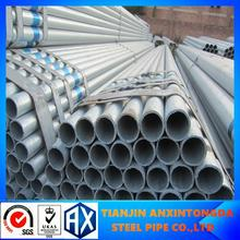 Building materials od=114mm galvanized steel pipe!astm a53 type f galvanized round pipe!gi pipe