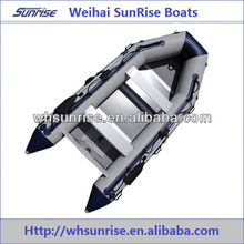 Guaranteed OEM/PVC Inflatable Boats with Engine