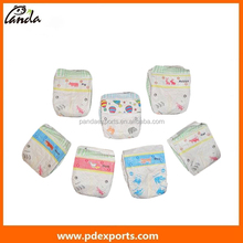 baby diapers bales in market turkey