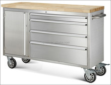 """48"""" Full Stainless Steel Rolling Toolbox Tools & Home Improvement"""