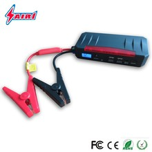 High energy density lipo battery car essential tool kits 21000mAh 12V car roadside kits jump starter