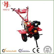 2015 Newly Designed Multi-functional mini hay baler walking tractor