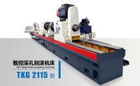 TKG2115 heavy duty deep hole honing machine for hydraulic cylinders mirror surface