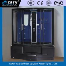 Luxury Acrylic steam shower room/shower cabin/bathroom/spa sauna