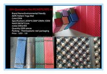 non-toxic eva foam mat, feva foam gym mat,Folding camping mat