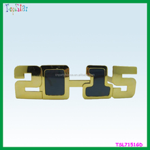 Hot Sale 2015 Happy New Year Party Glasses