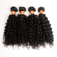 8-30 inches Full Cuticle 100% Unprocessed Mongolian Human Hair, Human Hais Supplier