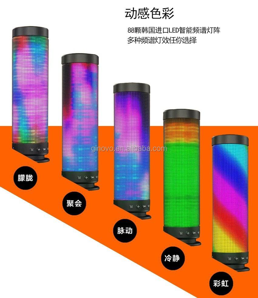 Colorful Bluetooth Speakers Colorful Bluetooth Speaker