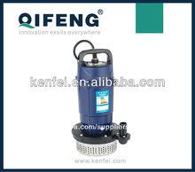 la luz qdx sumergible de drenaje de agua limpia de la bomba
