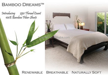 Anti-bacterial Copper infused bamboo cotton bed sheets