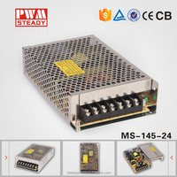 MS-200-24 24V 8A Single Switching Approve CE Power Supply