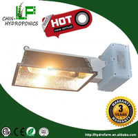 China garden used greenhouses for sale 315w cmh digital ballast with reflector 315w cmh aluminum light fixture